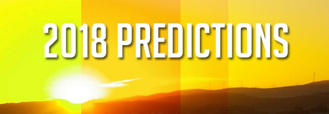 Our Predictions for the Solar Industry in 2018!