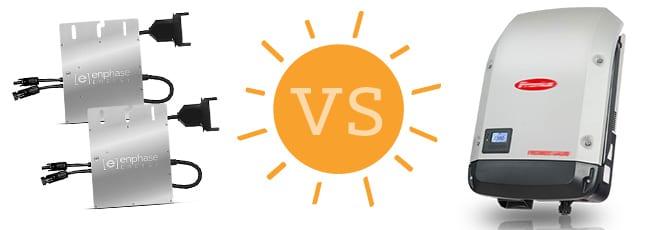 Micro-inverters Vs. String Inverters in Hot Climates