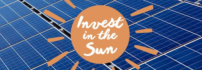 invest in the sun