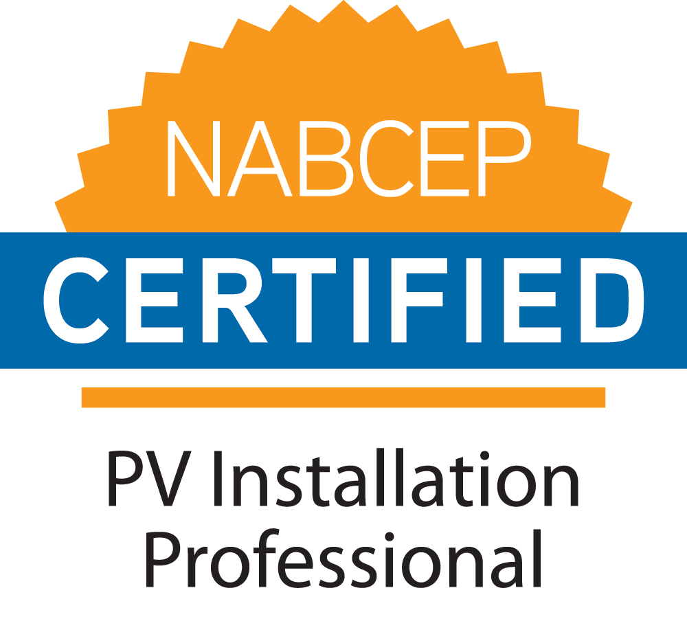 NABCEP Certified seal