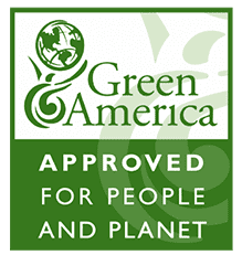 Green America Approved Logo