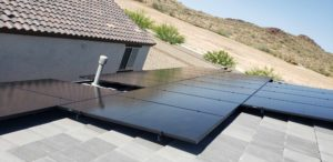 solar installation in Phoenix